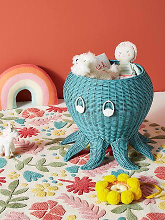 Anthropologie Ozzy Octopus Storage Bin