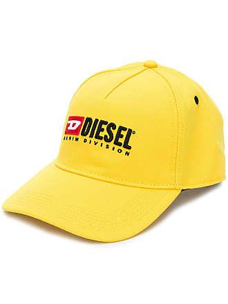 Diesel Cappello da baseball con logo - Di Colore Giallo c09ef881faad