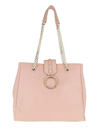 7aeb5ba89d4 Versace Jeans Couture Chain Shoulder Bag Pink Tassen met handvat roze