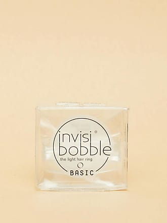 Invisibobble Basic Crystal Clear Hair Ties-No Colour