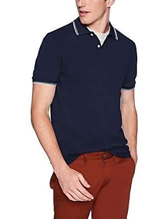 J.crew Mens Pique Polo Shirt, Navy, XS