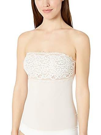 Wacoal Womens Lace Essentials Camisole, Cream Powder XL