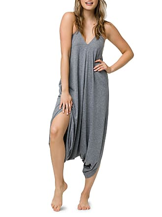 Onzie Tica Sleeveless Slouchy Cropped Romper