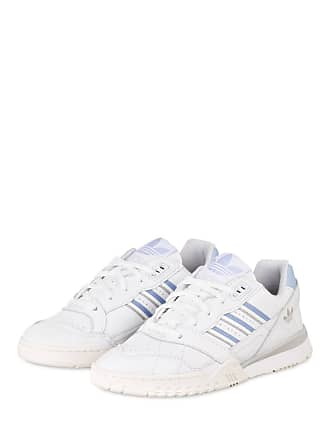 100% authentic 324b2 d1082 adidas Originals Sneaker A.R. TRAINER - WEISS  HELLBLAU  GRAU