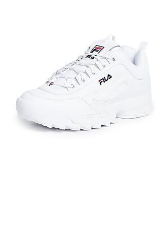 0837b7768bf Fila Disruptor Ii Premium Trainers - White Multi