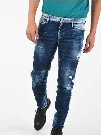 Dsquared2 17cm Stretch Denim SLIM Jeans size 48