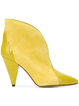 Isabel Marant Archee low boots - Yellow