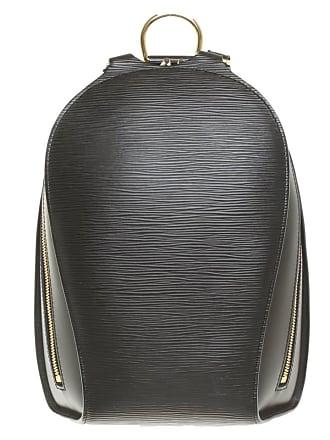 72b05e6dc3197 Louis Vuitton gebraucht - Mabillon aus Leder in Schwarz - Damen - Leder
