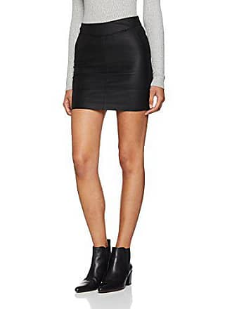 916b1c26bf Only Onlbase Faux Leather Skirt Otw Falda