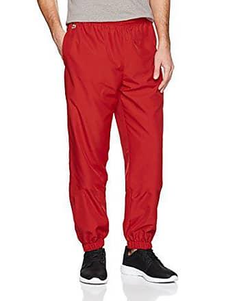 ba54321327 Lacoste Sport XH120T, Bas de survêtement Homme, Rouge (Rouge), Medium (