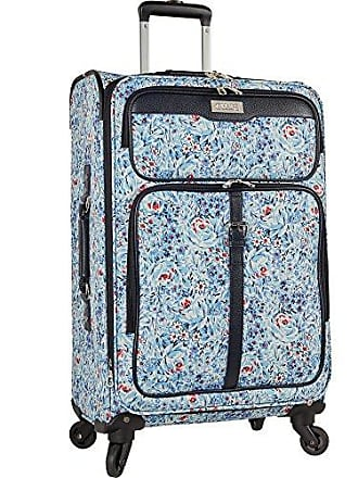 Chaps 24 Expandable Spinner Luggage, Floral