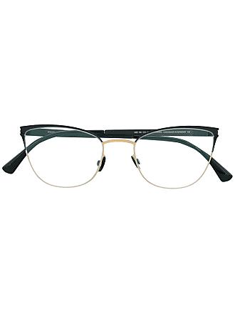 Mykita Lea cat-eye glasses - Preto