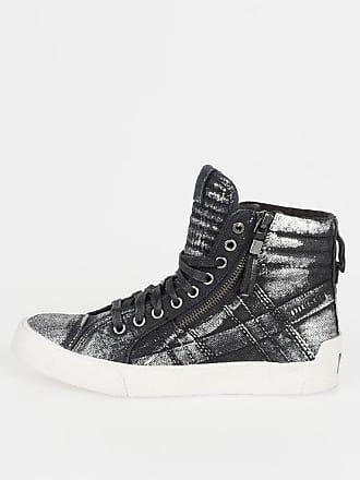 5af631c4758 Diesel Denim D-VELOWS D-STRING PLUS Sneakers Größe 35