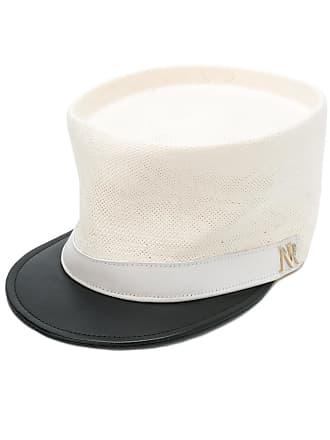Nina Ricci woven cap - Neutro