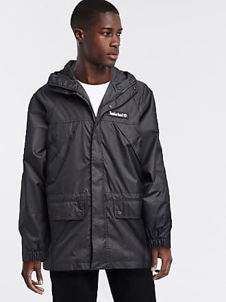 Timberland weatherbreaker jacket-Black