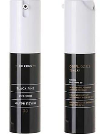 Korres Augenpflege Black Pine 3D Eye Cream 15 ml