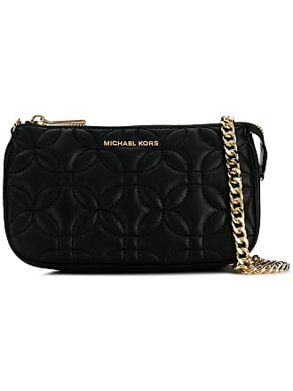 Michael Michael Kors MD Chain clutch bag - Black
