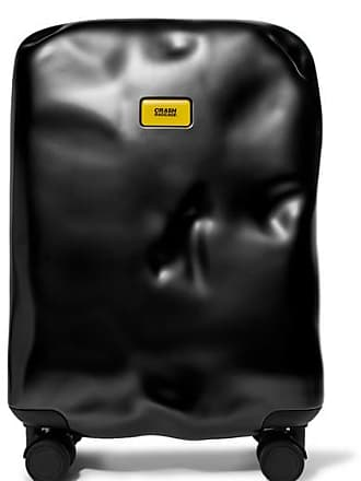 Crash Baggage Icon Cabin Hardshell Suitcase - Black