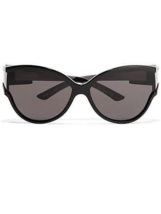 2ea4df3379 Balenciaga Unlimited Cat-eye Acetate Sunglasses - Black