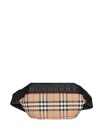 Burberry Pochete xadrez - Neutro