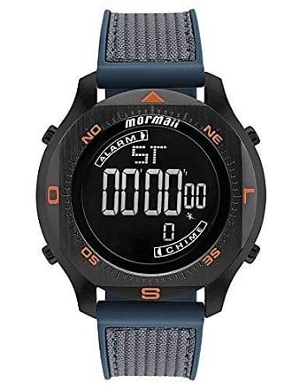 Mormaii Relógio Mormaii Masculino Ref: Mo11273e/8p Surf Digital Black