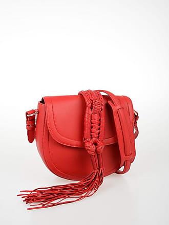 Altuzarra Leather Saddle Bag Größe Unica