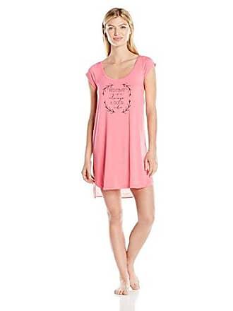 4a6e3ae6b4 Hue Womens Bedtime Doggy Short Sleeve Sleepshirt
