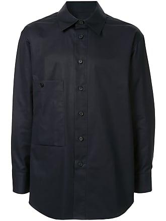 Wooyoungmi Camisa Modern Lover - Azul