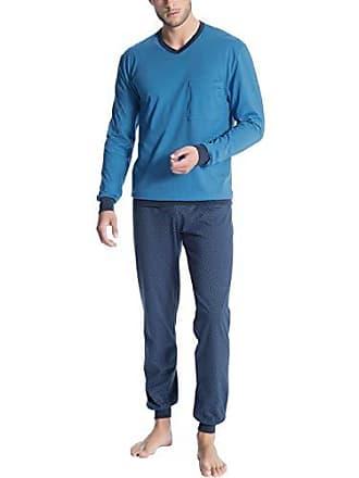 fe55a2d1bb CALIDA Herren Relax Imprint 1 Zweiteiliger Schlafanzug