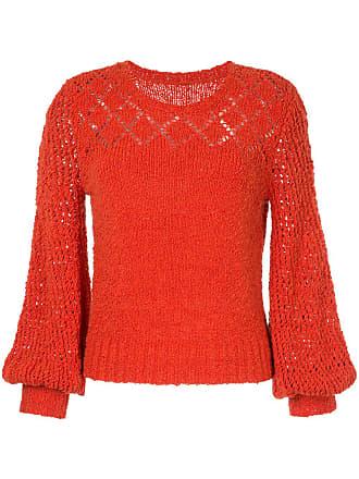 Onefifteen Suéter de tricô - Amarelo