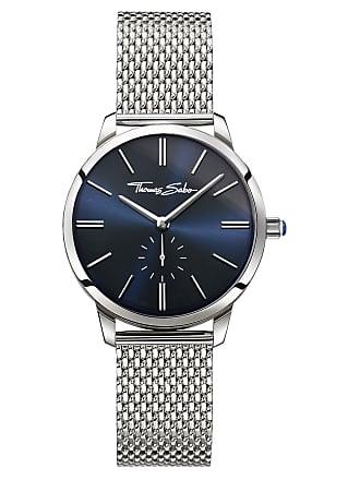 fa81d0189c1d Thomas Sabo Thomas Sabo reloj para señora azul WA0301-201-209-33 MM