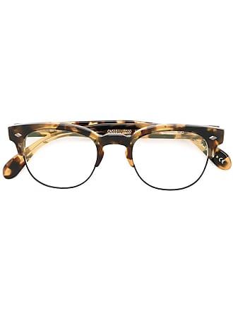 Oliver Peoples Óculos de grau Hendon LA - Marrom
