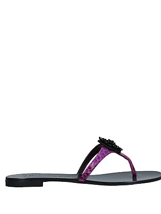 Giuseppe Zanotti FOOTWEAR - Toe strap sandals su YOOX.COM