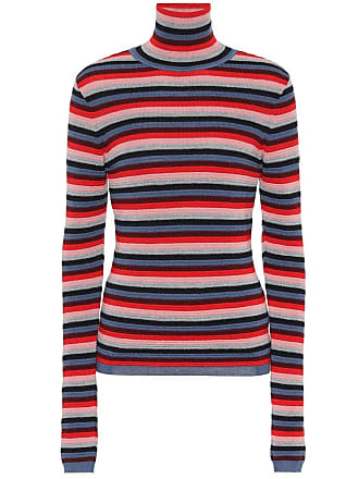 Mih Jeans Striped wool-blend sweater