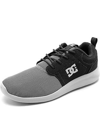 DC Tênis DC Shoes Midway Cinza