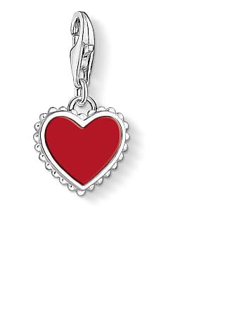 Thomas Sabo Thomas Sabo Charm pendant red heart red 1564-337-10