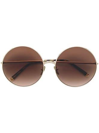 0e959cfbf2fe Dolce   Gabbana Eyewear round frame sunglasses - Brown