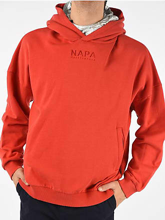 Napapijri MARTINE ROSE Sweatshirt NISTOS with Double Hood Größe Xl