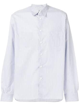 Visvim Camisa Longrider - Azul