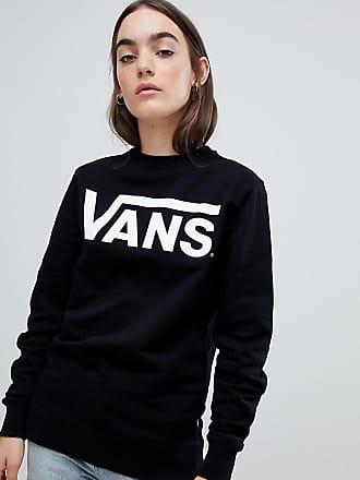 97c6b6d7c347 Vans Sweat-shirt à logo classique - Noir - Noir
