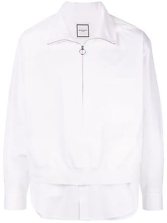 Wooyoungmi Camisa com sobreposição - Branco