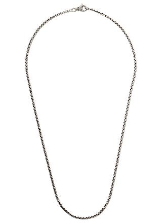 David Yurman 24 length small Box Chain necklace - Ss