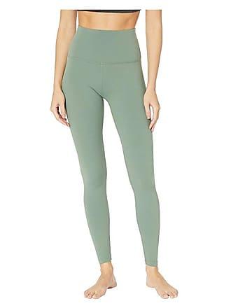 cf9bece4a0 Beyond Yoga High Waist Essential Long Legging (Aloha Green) Womens Workout