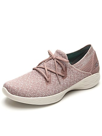 Skechers Tênis Skechers You - Exhale Nude