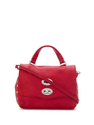 Zanellato mini Postina tote - Red