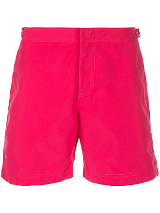 Orlebar Brown Bermuda com bolso lateral - Rosa