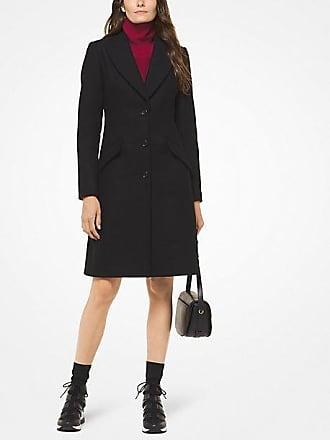 Michael Kors Wool-Melton Coat