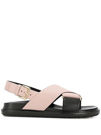 752da1da336 Marni Fussbett slingback sandals - Pink