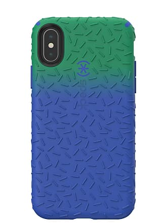 SPECK Green/Blue iPhone XS/X Candyshell Case