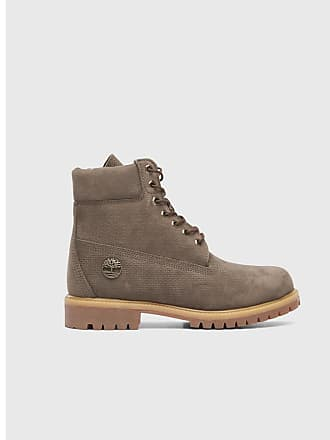 Timberland 6 Inch Premium Boot Olive Nubuk 6d6aba2a9ab06